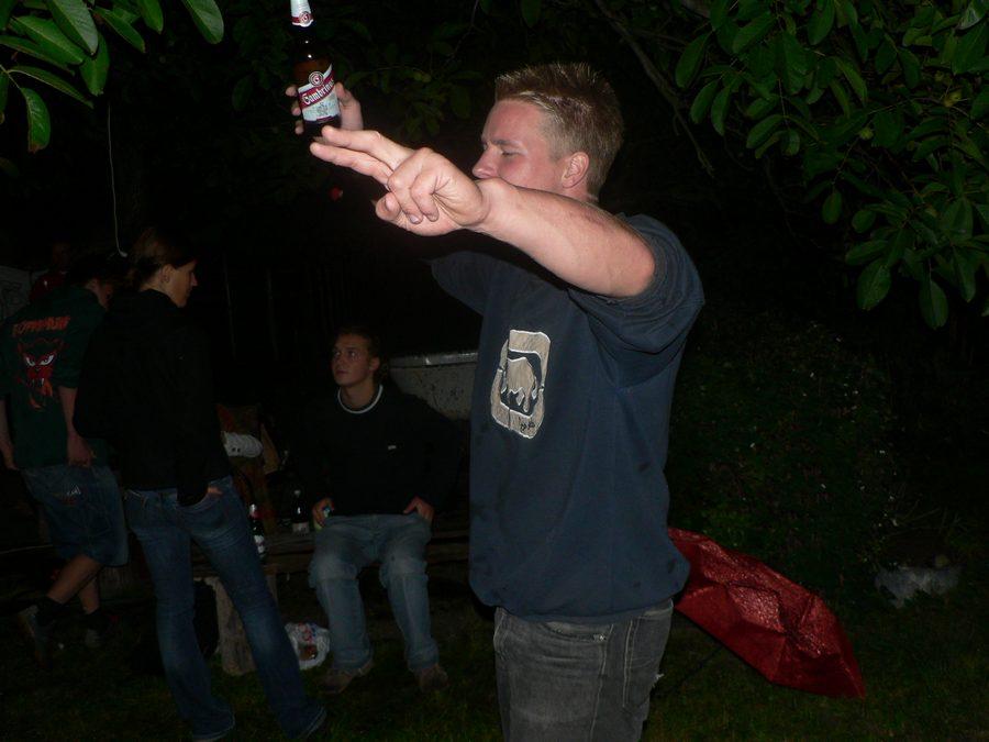 jedna opilá z O�echu 2006